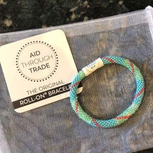 Jewelry - **5 for $20** Aid Through Trade Roll On Bracelet